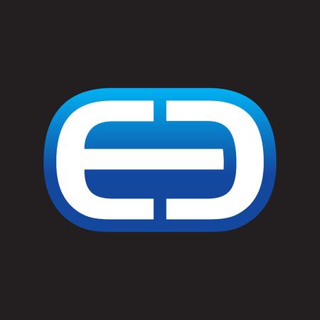 initials: Electronic Center EC Initials