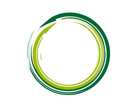 Enso Zen Symbol Green