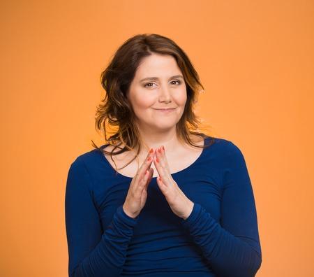 tricky:  Negative human emotion facial expression feeling body language