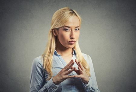 Negative human emotion facial expression feelings body language
