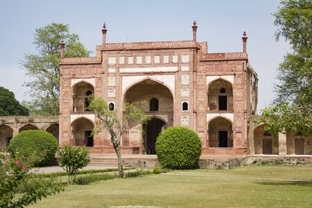 mughal empire: The Tomb of Jahangir is a mausoleum built for Jahangir, who ruled the Mughal Empire from 1605 to 1627.