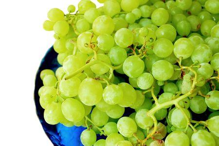 green grapes texture