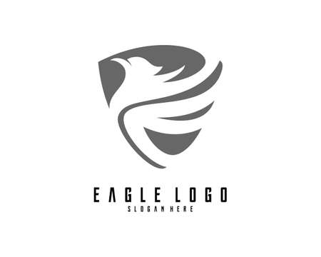 Eagle logo vector 일러스트