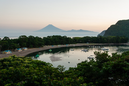 Place to see Fuji