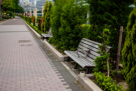 Remarkable Park Bench Photographed In A Miniature Style Camellatalisay Diy Chair Ideas Camellatalisaycom