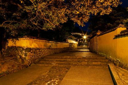 Todai-ji Temple, the approach of Nigatsu-do Part 3