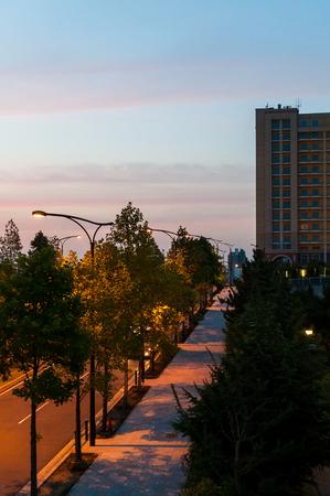 Dramatic Sunrise Universal City #6