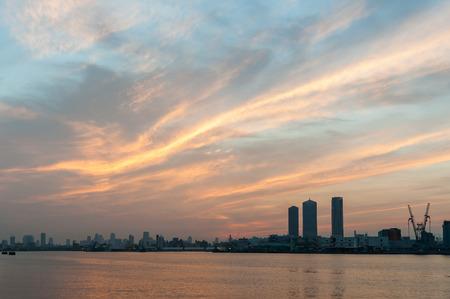 Dramatic Sunrise Universal City #