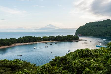 Numazu City Heda summer scenery #15