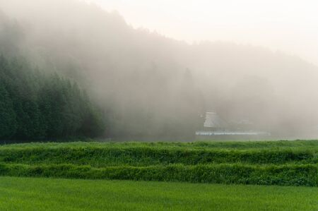 Asaka that occurred in the countryside of Kameoka