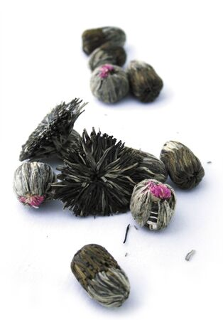 Chinese tea buds Stock Photo - 8014643