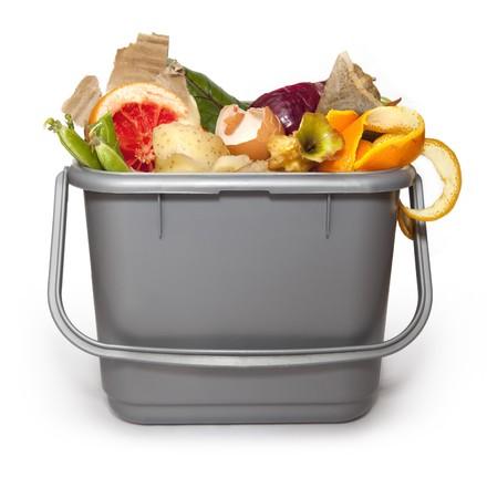 desechos organicos: Compostaje de cocina bin