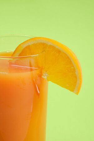freshment: Orange juice