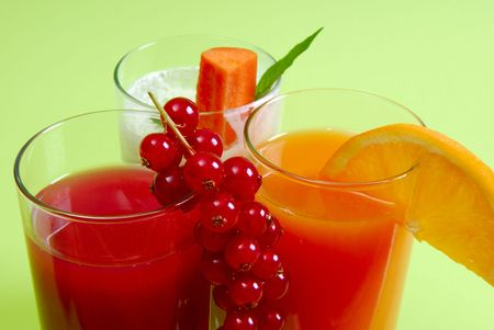 freshment: fresh juice mix