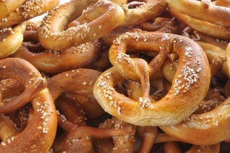 traditonal: Much pretzel