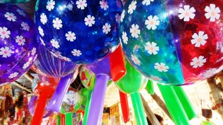 Balloons  Standard-Bild