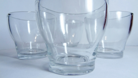 Glass Standard-Bild