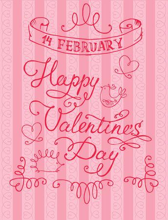 february 14: Valentines Day, February 14