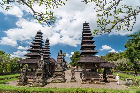 Pura Taman Ayun Mengwi temple, Bali, Indonesia. photo
