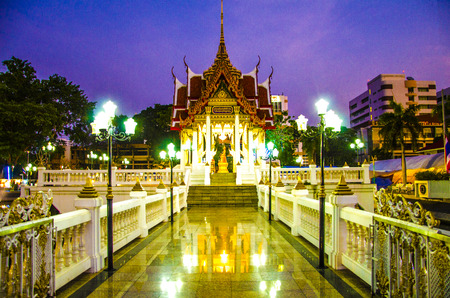 Kmutt pavilion night sathorn bangkok
