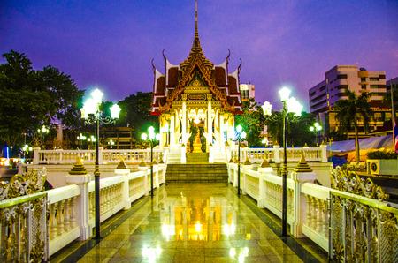 Kmutt pavilion night sathorn bangkok