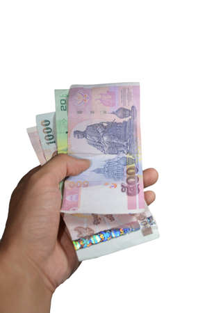 thai money photo