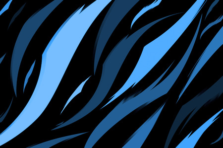 streaking: shining edge abstract background