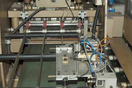 damping: print machine