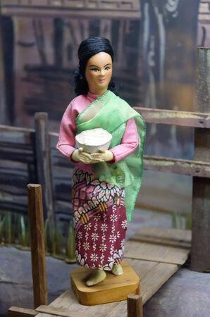thai girl doll photo