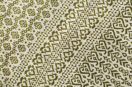 thai siam fabric silk pattern texture photo