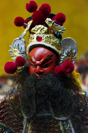 chinese god doll photo