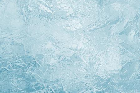 ice sheet: illustrated frozen ice texture Stock Photo
