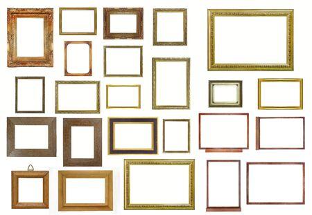 antique frames: vintage photo frame