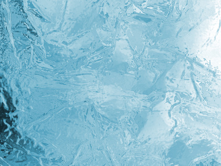 illustrated frozen ice texture 写真素材