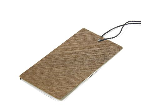 hang tag: paper hang tag
