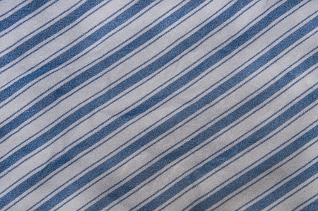 Blue stripe fabric Stock Photo - 47973781