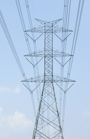 hight: Hight voltage power tower