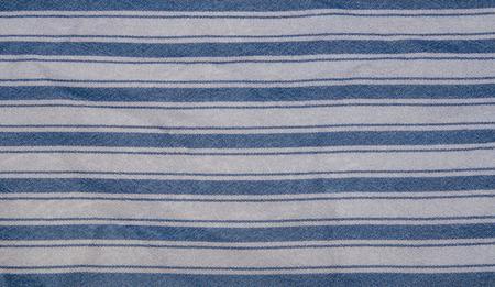 blue stripe: Blue stripe fabric
