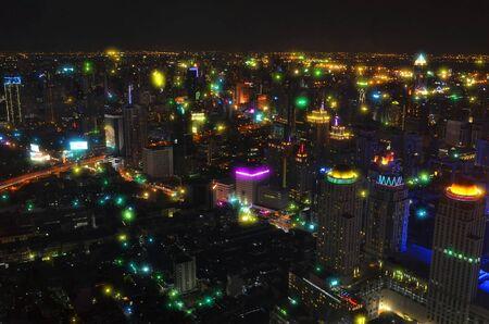 bangkok NIGHT: Bangkok night Panorama view