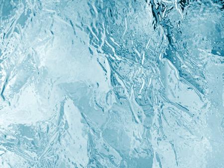 illustrierten gefrorenen Eis Textur Standard-Bild
