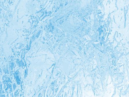 illustrated frozen ice texture Standard-Bild