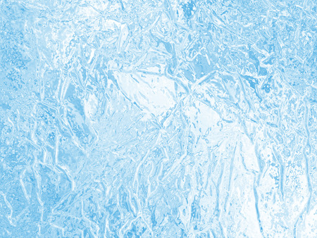 illustrated frozen ice texture Stock Photo - 47853250