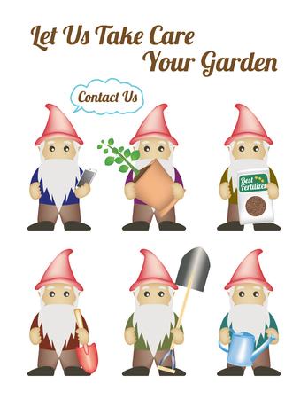 garden gnome: Garden Gnome