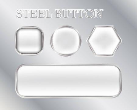 steel: Steel Buttons