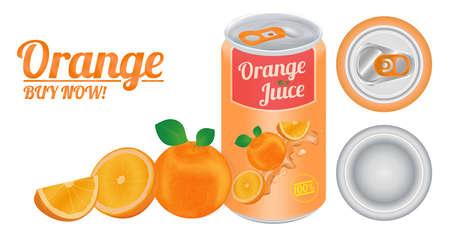 vectore: Orange Juice