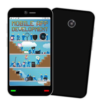mobile app: smartphone mobile app development