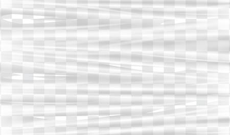 real split transparent plastic wrap texture vector background