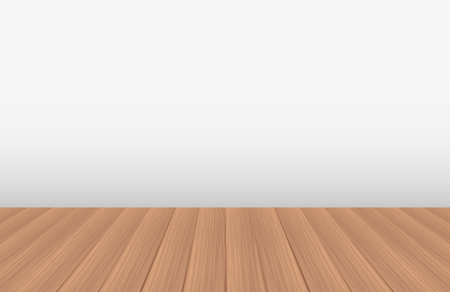 flooring: empty room with a real wood floor