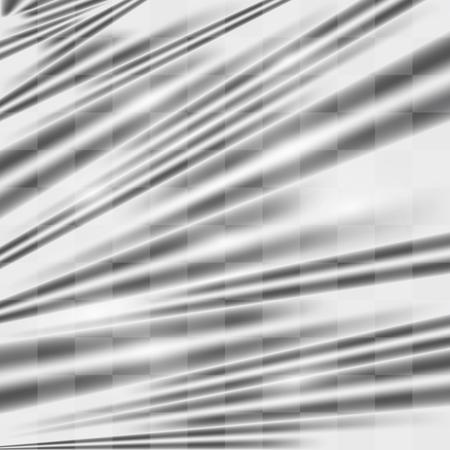 A transparent plastic warp background texture vector Vettoriali