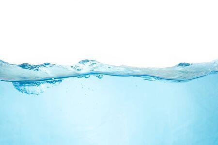 oppervlak van het water